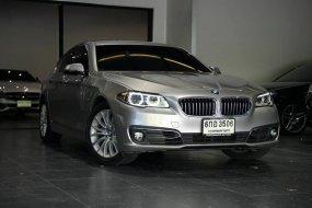 BMW 528i Luxury ปี2015