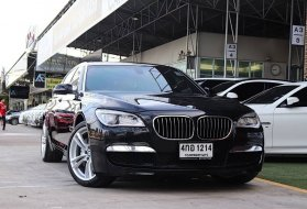 BMW 730Ld M-Sport Full Package ปี 15