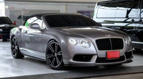 2014 BENTLEY CONVERTIBLE GTC V8
