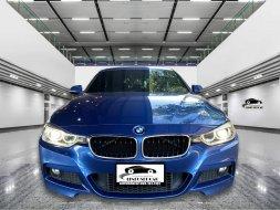 BMW 320i M Sport LCi สี Estoril Blue มีเฉพาะ M Sport เท่านั้น