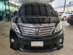 2014 Toyota ALPHARD 2.4 G รถตู้/MPV
