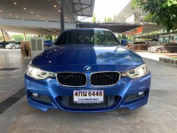 BMW 320i M Sport Package ปี 2015