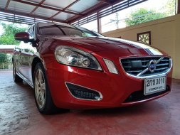 2013 V60 1.6turbo สภาพดี ไม่มีปัญหา สมรรถนะเยี่ยม ปลอดภัย แรงและประหยัด