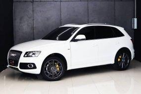 Audi Q5 TFSI Quattro S-Line 2012