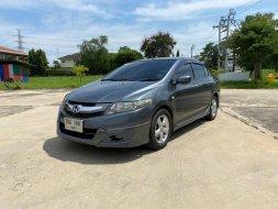 2009 Honda CITY 1.5 S i-VTEC รถเก๋ง 4 ประตู รถบ้านแท้ ผู้หญิงใช้เจ้าของเดียวไม่ติดแก๊ส ไม่มีประวัติชน มีรับประกันเครื่อง เกียร์ แอร์ ภายในใหม่สะอาด ช่วงล่างวิ่งดี แอร์เย็น