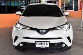 2019 Toyota C-HR Hybrid รถเก๋ง 5 ประตู