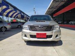 2013 Toyota Hilux Vigo 2.5 G VN Turbo รถกระบะ