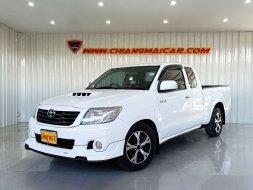 2013 Toyota Hilux Vigo 2.5 E TRD รถกระบะ