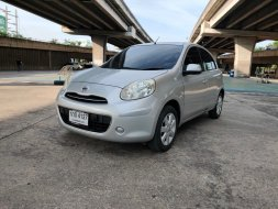 Nissan March 1.2 V AT ปี2013