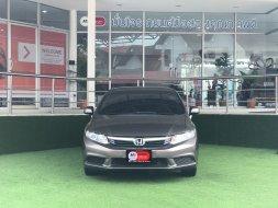2013 Honda CIVIC 1.8 S i-VTEC รถเก๋ง 4 ประตู