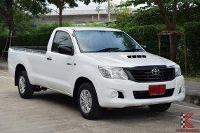 🚗 Toyota Hilux Vigo 2.5 CHAMP SINGLE J 2013