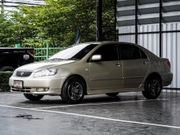 Toyota Altis 1.6E Airbag ปี 2003