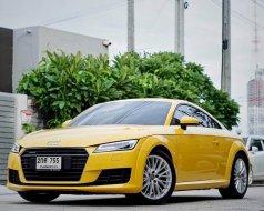 Audi TT 45 TFSI ปี 15 วิ่งน้อยๆเพียง 27,xxx กม. รถสวยสุดๆ ไม่มีตำนิแม้แต่นิดเดียว สภาพป้ายแดงสุดๆ ประวัติครบสุดๆ