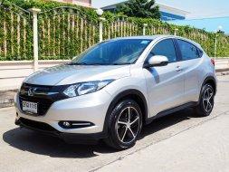 HONDA HR-V 1.8 S ปี 2015  เกียร์AUTO CVT สภาพนางฟ้า รถยนต์ รถยนต์มือสอง รถเก๋ง ฮอนด้า
