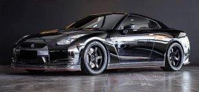 2011 Nissan GT-R R35 รถเก๋ง 2 ประตู