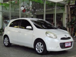 ขายรถ 2012 Nissan MARCH 1.2 VL รถเก๋ง 5 ประตู