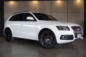 2011 Audi Q5 2.0 TFSI 4WD