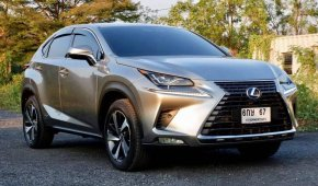 Lexus NX300h Grand Luxury Minorchnage ปี 2018