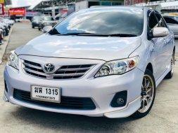 Toyota Altis 1.8Top  รุ่นฉลอง 50 ปี Toyota ปี 2012
