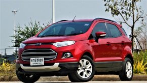 2017 Ford EcoSport 1.5 Trend SUV