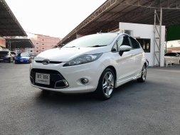 Ford Fiesta 1.5S ปี 2012 เกียร์ออโต้ ตัวท็อป รถบ้านมือเดียว