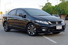 ขายราคาถูกที่สุดในเว็ป Honda Civic FB 1.8 ES SPORT ท๊อปสุด ปี 2015