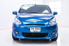 2013 Mitsubishi Mirage 1.2 GLX รถเก๋ง 5 ประตู