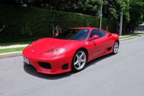 Ferrari 360Modena ปี2000 วิ่ง 50,000 km.