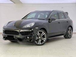 Porsche Cayenne ( Diesel )ปี 12 พร้อมชุดแต่ง Hamann