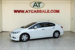ขายรถ 2013 Honda CIVIC 1.5 Hybrid รถเก๋ง 4 ประตู