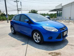 Ford FOCUS 1.6 Trend ปี2013 สีน้ำเงิน