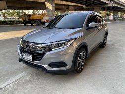 Honda HR-V 1.8E โฉมไมเนอร์เชนจ์ ปี2019แท้ รถมือเดียว ไมล์ 9พันโล
