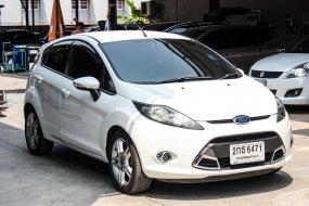 ขายรถ 2013 Ford Fiesta 1.4 Style รถเก๋ง 5 ประตู