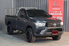 Toyota Hilux Revo 2.8 (ปี 2019 ) SINGLE J Pickup MT