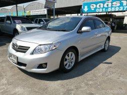 ขายรถมือสอง 2009 Toyota Altis 1.8E รถเก๋ง 4 ประตู