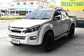 #ISUZU D-MAX ,3.0 VGS NAVI 4WD สีขาว ปี2015