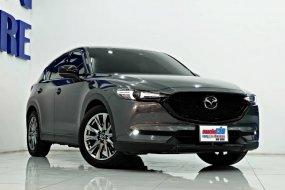 2020 Mazda CX-5  2.5 Turbo SP AWD Top สีเทาดำ