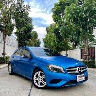 2014 Mercedes-Benz 180 รถเก๋ง 5 ประตู