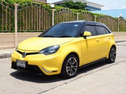 MG 3 1.5 V (Two tone) ปี 2017