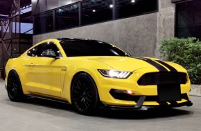 #FORD #MUSTANG #5. 0 L V8 GT COUPE 10 SPEED