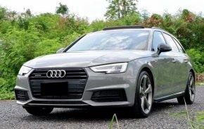 Audi A4 Avant 45 TFSI Quattro S-Line Black Edition ปี 2019 Fulloption