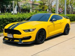 FORD MUSTANG 5.0L V8 GT COUPE 10SPEED  ปี 2016