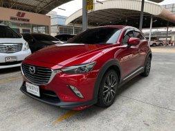 2017 Mazda CX-3 1.5 XDL รถเก๋ง 5 ประตู