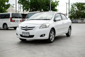 2010 Toyota Vios 1.5 (ปี 07-13) G Sedan AT