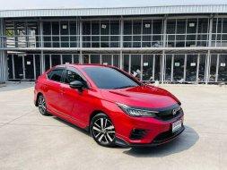2020 Honda CITY 1.0 Turbo RS รถเก๋ง 4 ประตู