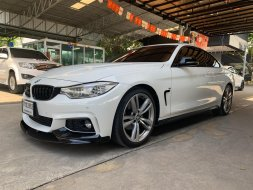 BMW 420d Coupe M sport ปี 2014