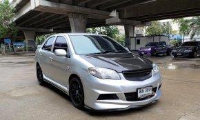 Toyota Vios 1.5 AT แค่ 139,000 บาท ผ่อนน้อย กระจกไฟฟ้า กระโปรงเคฟล่า กันโคลง