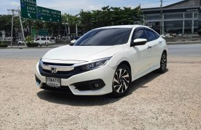 Honda Civic FC 1.8EL Top Auto ปี2016