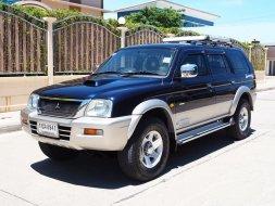 MITSUBISHI STRADA G-WAGON 2.8 GLS 4WD Rally Master ปี2004 เกียร์AUTO 4X4 สภาพนางฟ้า