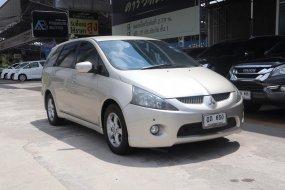 ขายรถ Mitsubishi Space Wagon 2.4 GLS ปี2005 Wagon